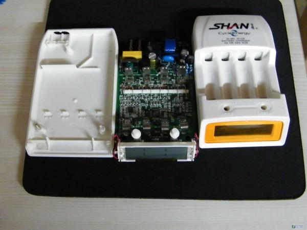 dscf0076-慧眼充电器容量检测 液晶显示 二代雷鹰充电