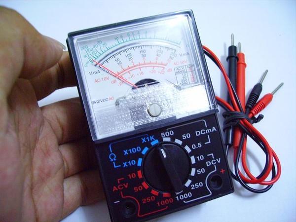 mf-110a型 袖珍万用电表